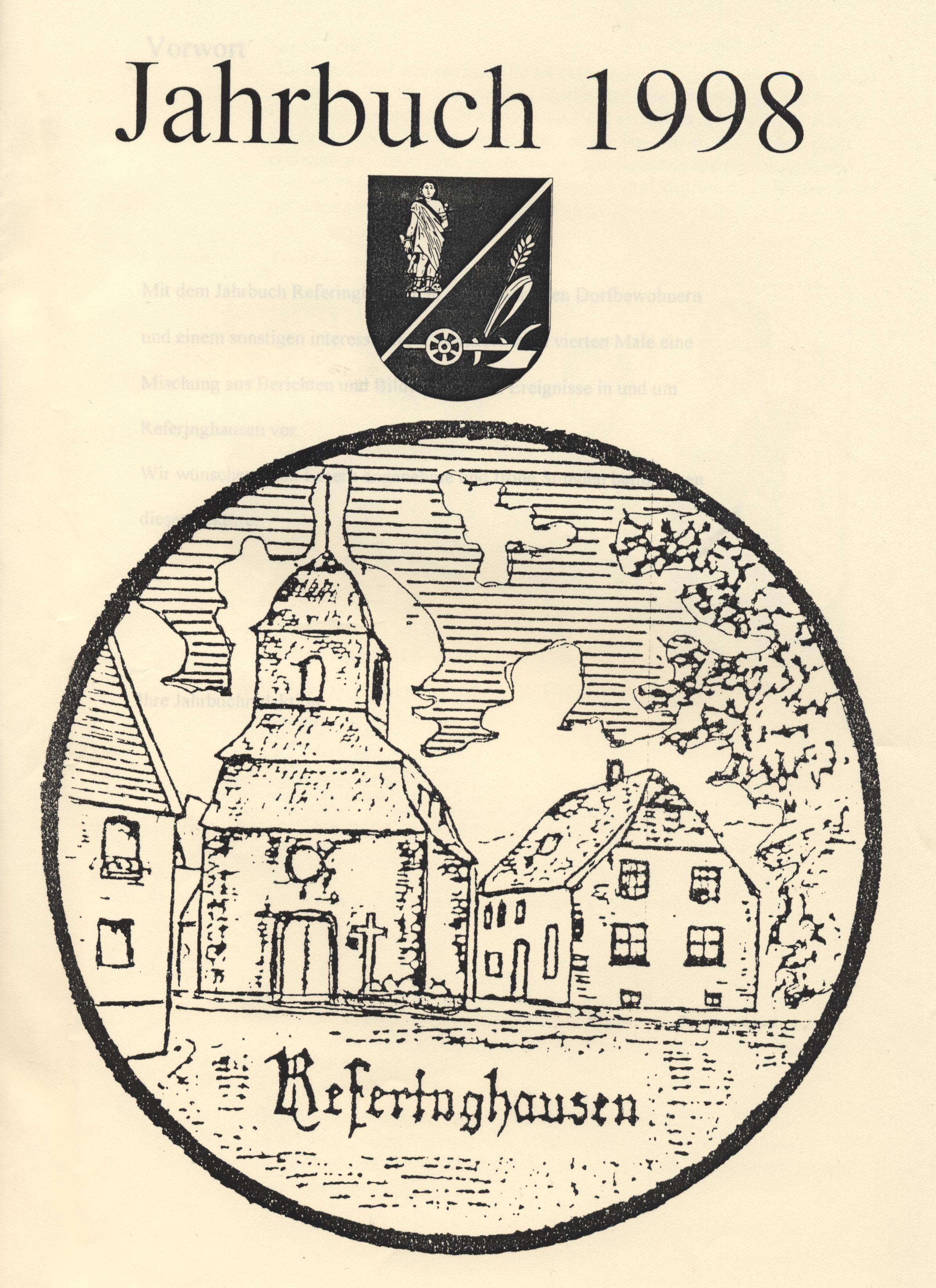 Jahrbuch von 1998