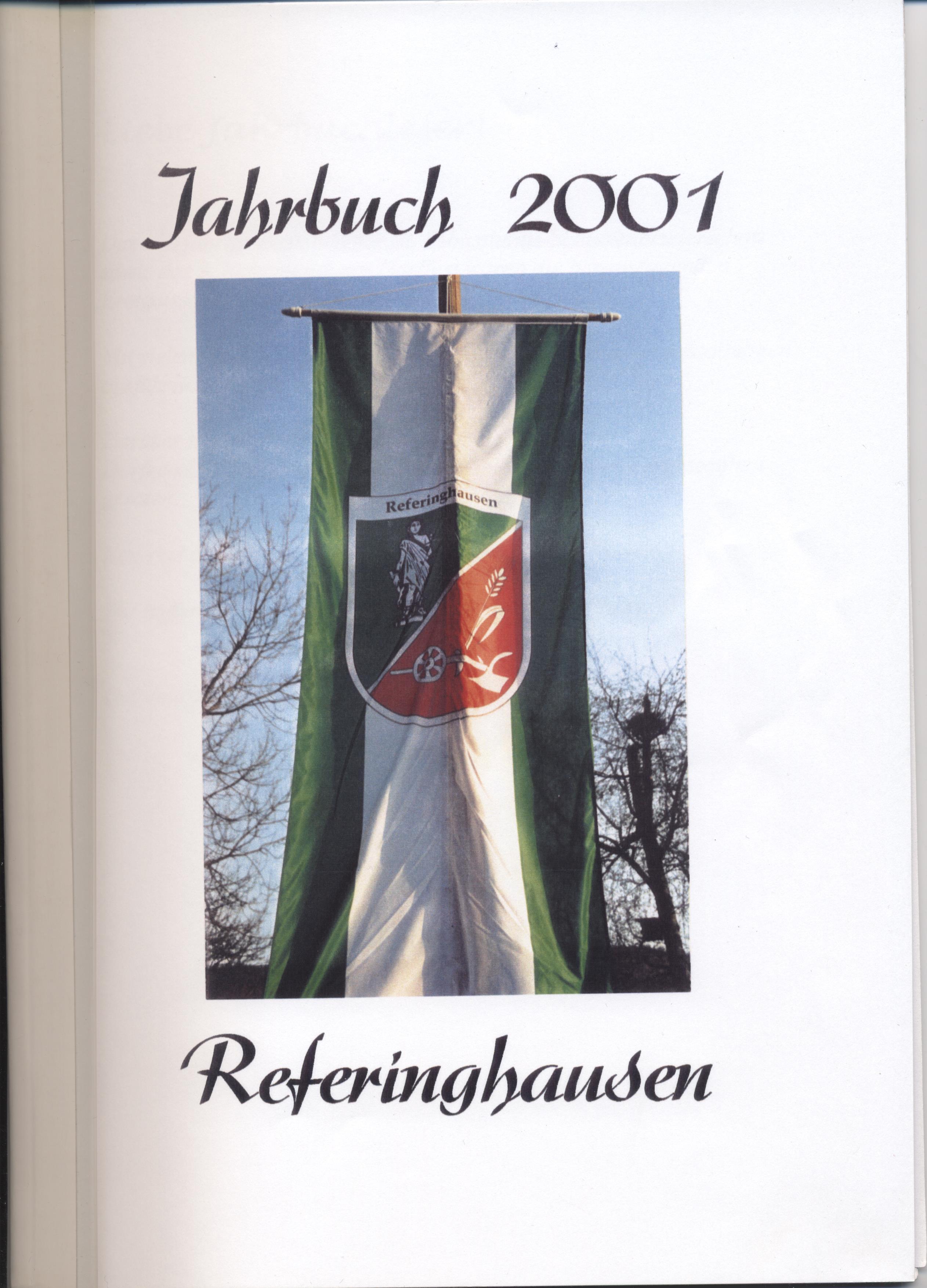 Jahrbuch von 2001