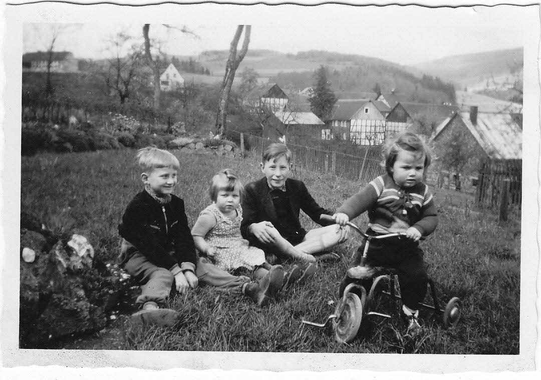 Kinderbild 1959