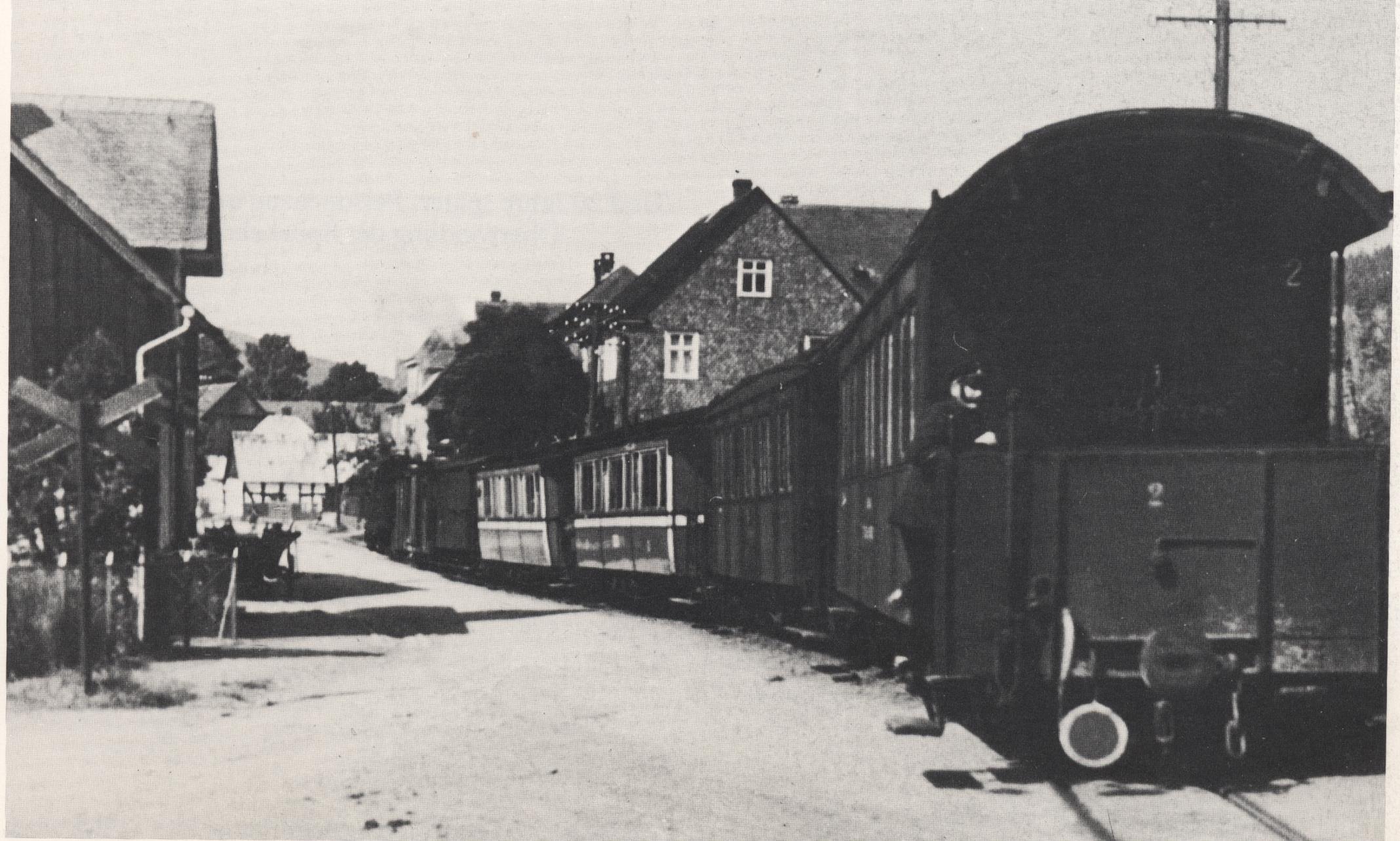 Kleinbahn 1929