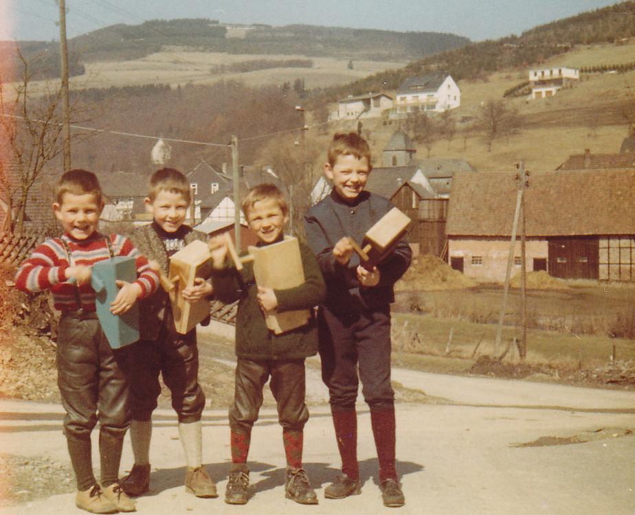 Knirren 1970