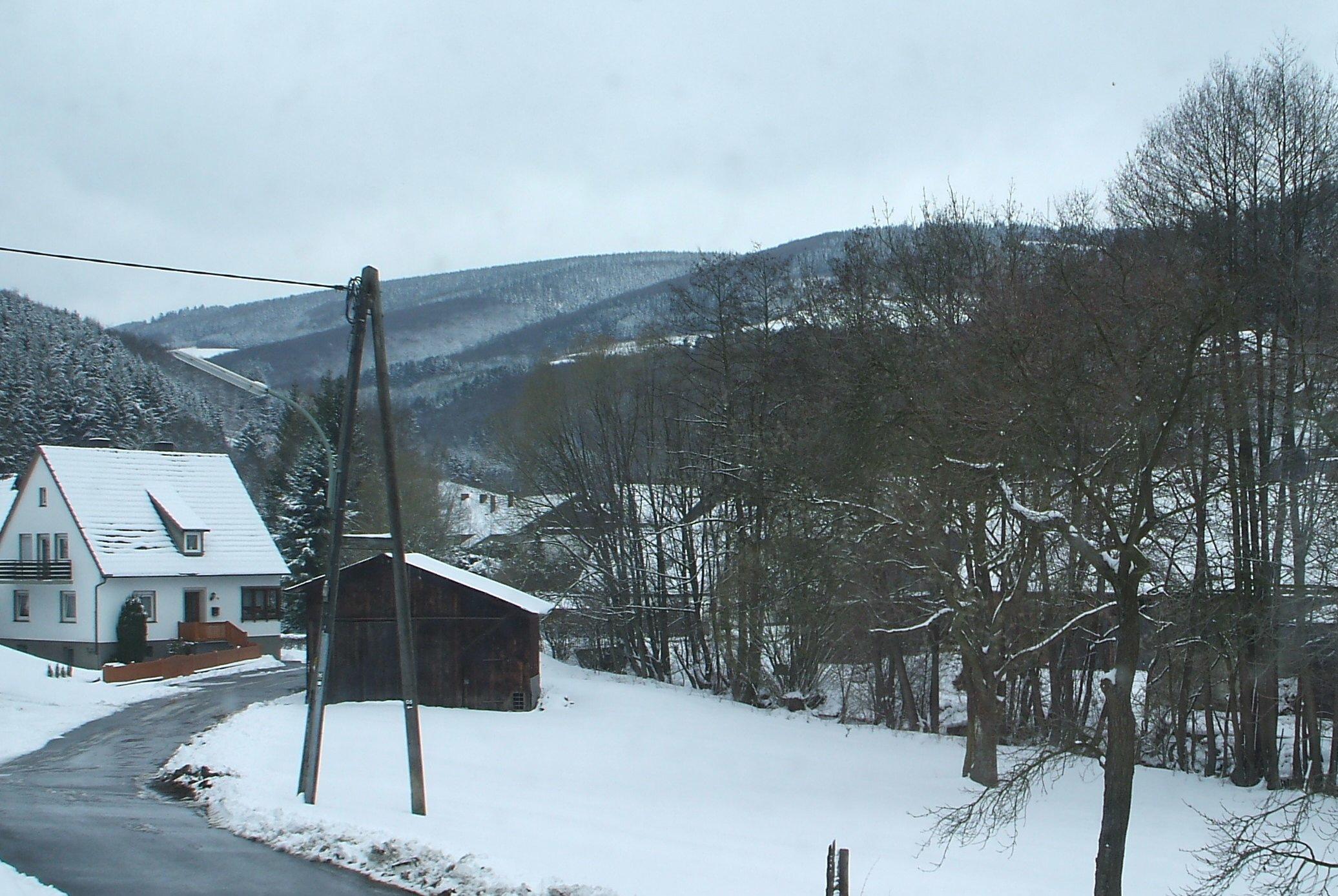 Winter 2008 ohne Spielplatz
